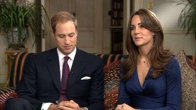 FOTO: Catherine Elizabeth Middleton a princ William z Walesu