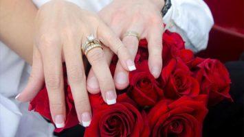 FOTO: Svatba - ilustrační foto