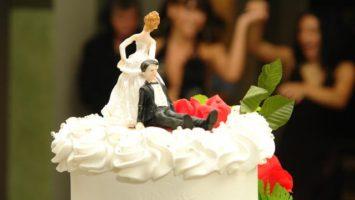 FOTO: Svatební dort - ilustrační foto