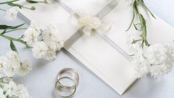 Svatební oznámení text