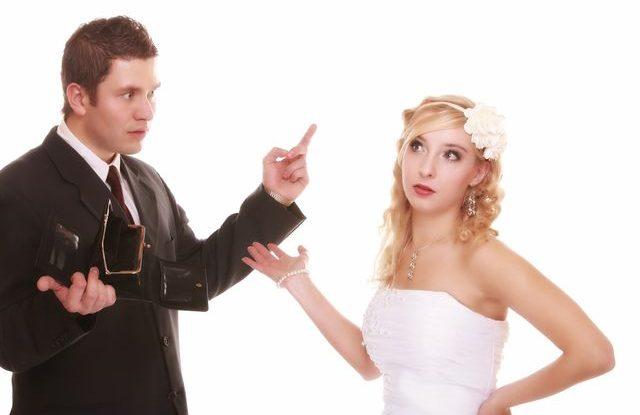 Co udělá ze svatby absolutní fiasko, nepovedená svatba