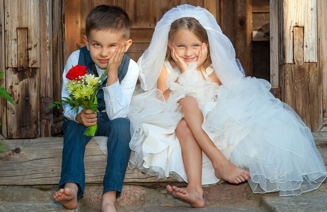 Program na svatbě pro děti
