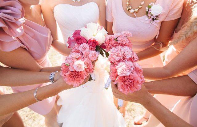 Chci na svatbě družičku