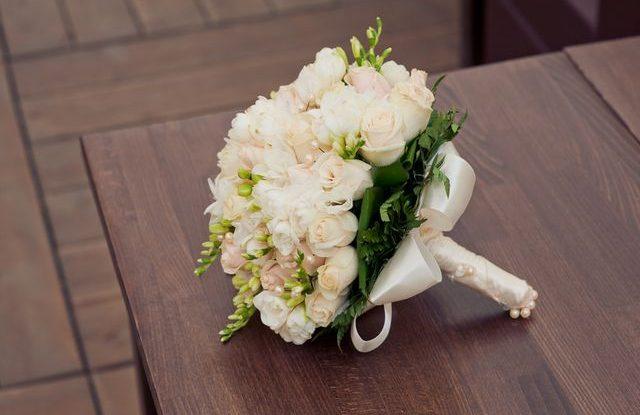 Jak zabalit svatební kytici