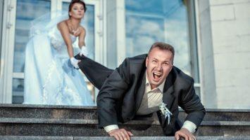 proč muži utíkají od oltáře
