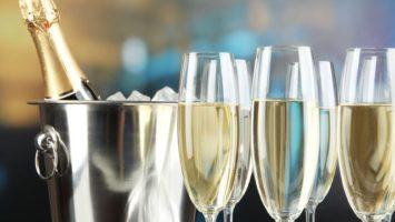 jaké nápoje podávat na svatbě