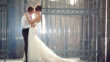 svatební šaty a svatební říkanky