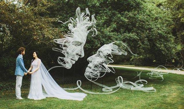 Dekorace Pro Svatebni Foceni Dokonalost Sama Weddingmag