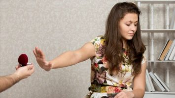 Partner tlačí na svatbu, nechci se vdávat