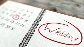 Nejlepší datum pro svatbu