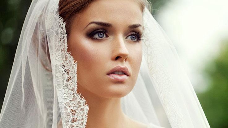 Jak na svatební líčení
