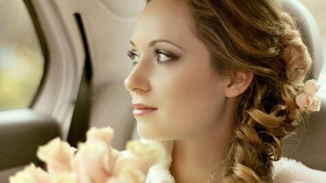 Základem svatebního líčení je make-up