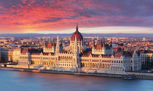 Kam na svatební cestu do Maďarska