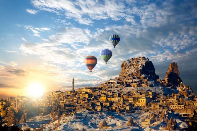 Kam na svatební cestu do Turecka