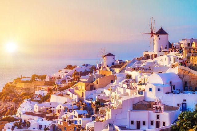Kam na svatební cestu do Řecka
