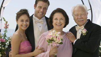 svatební dary pro rodiče