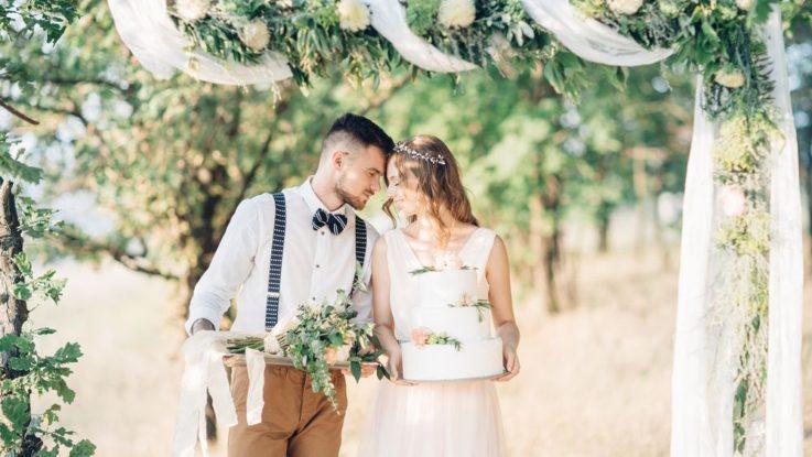 oblíbený najít nevěstu bruneta