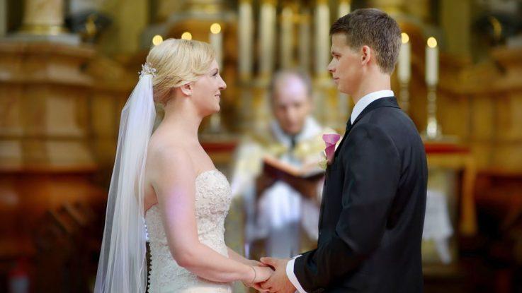 Svatba v kostele podmínky