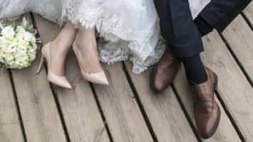 Jak vybrat svatební boty