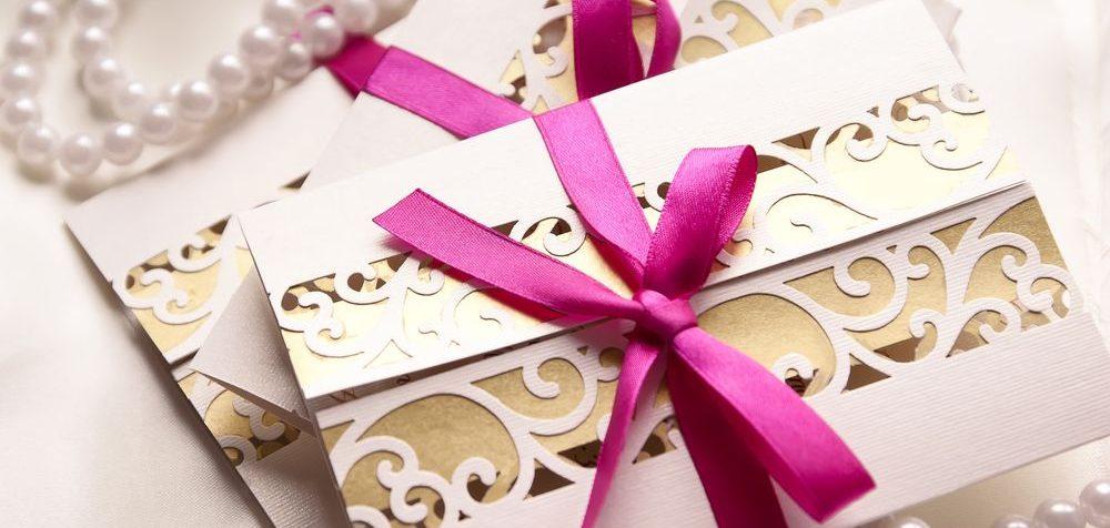 Jak připravit svatební oznámení