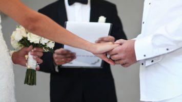 Vzor pro svatební řeč oddávajícího