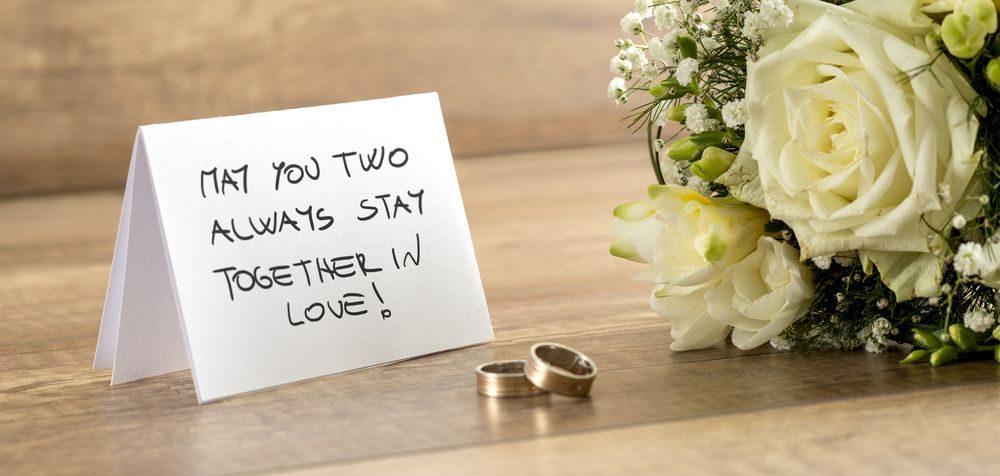 Přání k svatebnímu výročí
