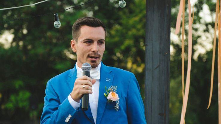 Svatební řeč svědka