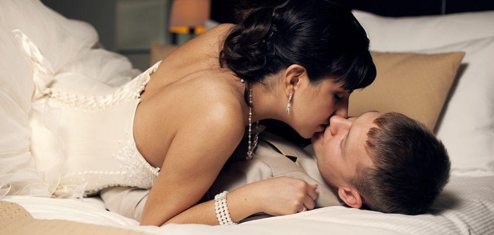 Jak strávit svatební noc