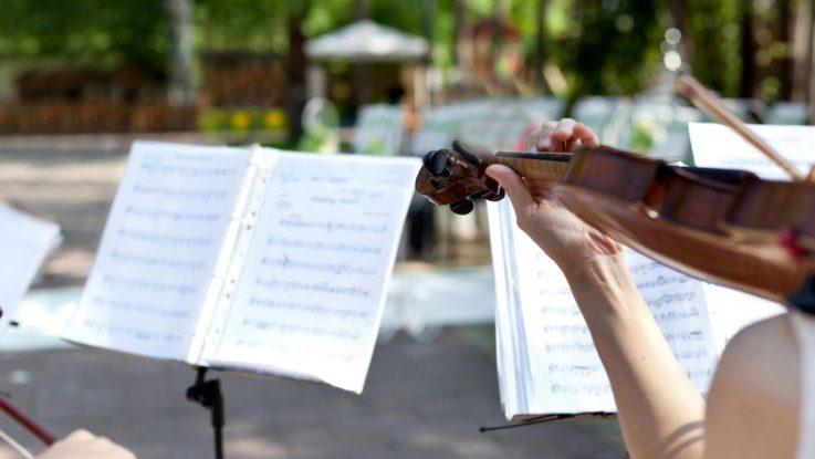 Svatební pochod, hudba k oltáři