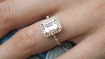 Kdy nenosit zásnubní prsten