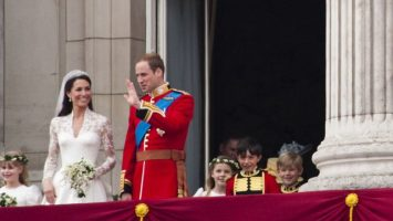 Svatba prince Williama a Kate Middleton