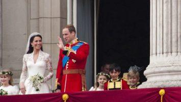 Svatba prince Williama a Kate Middleton