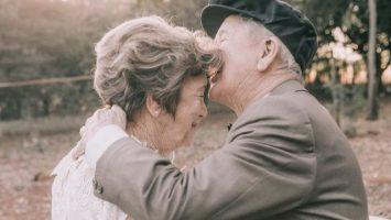 Svatební fotografie po 60 letech