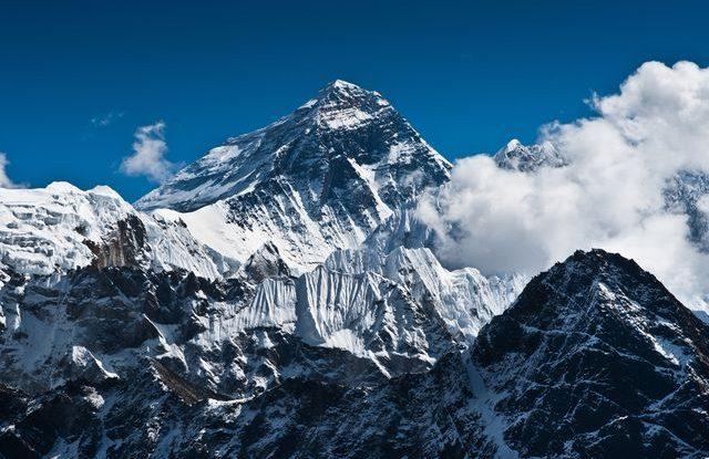 Svatba na Mont Everest