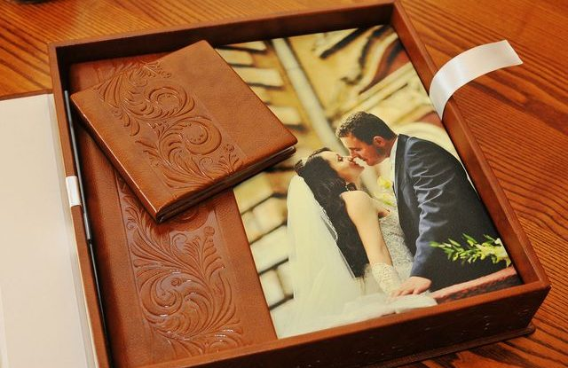 Svatební fotografie, fotoalbum