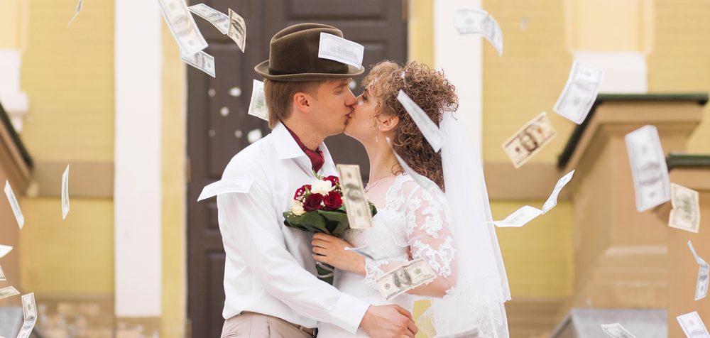 Jak si říct o peníze na svatbu