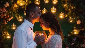 Svatba večer