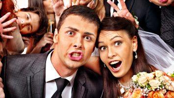 Svatební hosté, které musíte pozvat