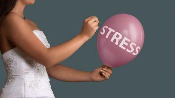 Jak se zbavit stresu při plánování svatby