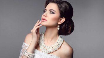 Šperky ke svatebním šatům