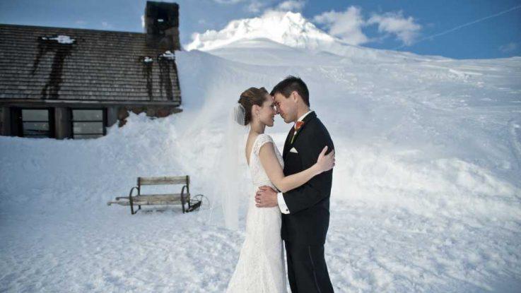 Svatba na horách