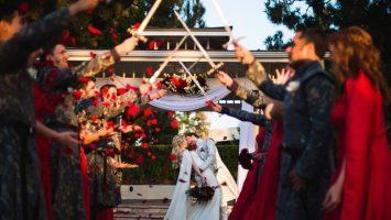 Svatba podle seriálu Hra o trůny