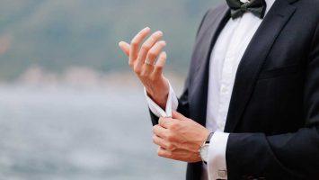 Svatební žaket, svatební oblek pro ženicha