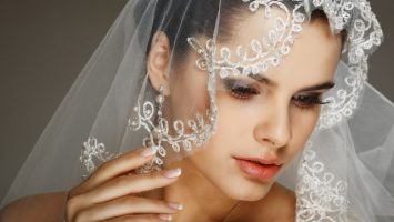 Svatební závoj
