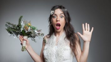 Strašidelné svatební tradice
