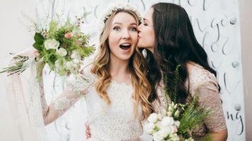 Družička na svatbě