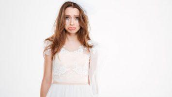 Nákup svatebních šatů na internetu