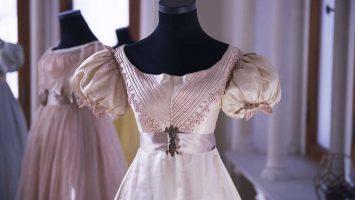 historie svatebních šatů