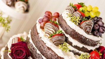 Svatební dort na míru