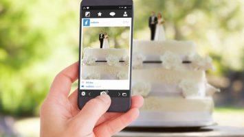 Svatební aplikace